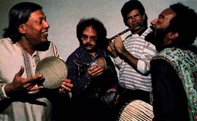 Badal Roy, Mike Richmond, SG, Nana Vasconcelos